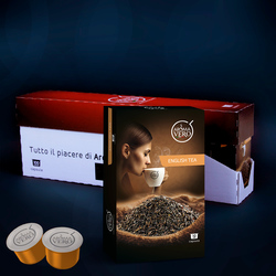 Aroma Vero - ENGLISH TEA - 100 capsule